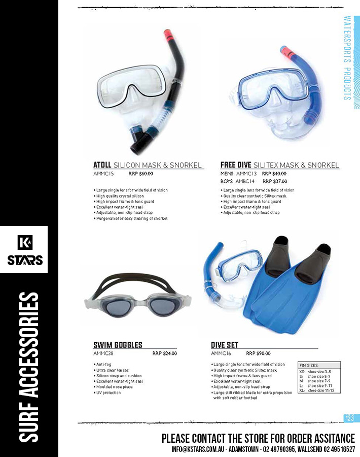 Surf Accessories - available in-store now...
